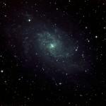 Galaxie dans le Triangle