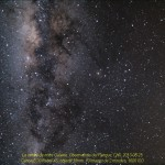 Constellation du Scorpion.